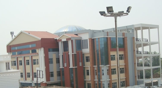 New Blocks of Indira Gandhi Govt. Dental College & Hospital, Jammu